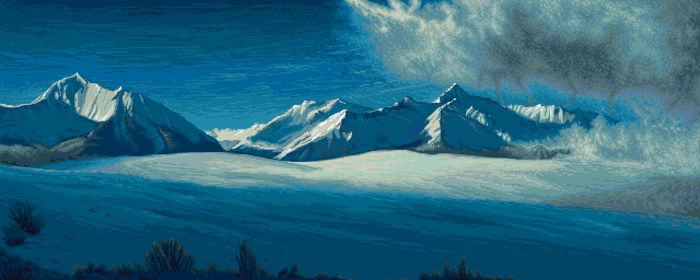 Winter Is Coming (PIXEL-ART) by jokov