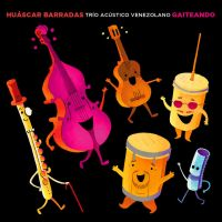 Huascar Barradas Christmas CD (2011) by pezbananadesign