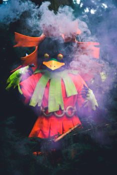 Skullkid / Horrorkid Cosplay - Majora's Mask by Fall3nW1ngs
