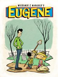 Eugene issue 1 cover by sosnw