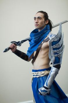 My honor left a long time ago - Yasuo by EnuffSedd