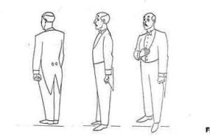 Alfred Model Sheet I by Nes44Nes