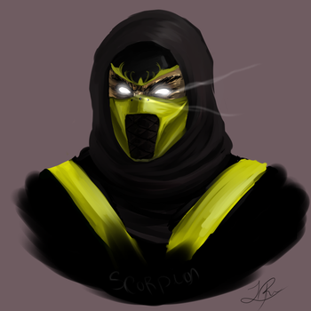 Scorpion Quickie by Lao-Chu
