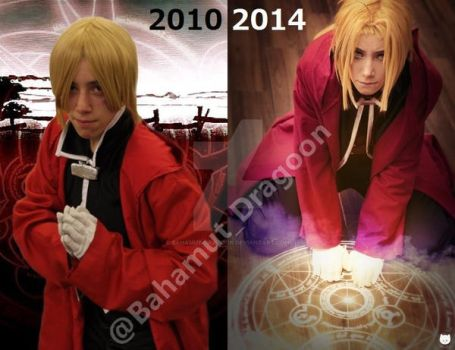 Edward Elric Cosplay Progress by Bahamut-Dragoon
