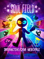 Soul Field Comic Cover by Slitherbot