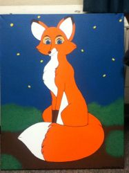 Foxy by carnations1995