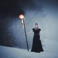 Baptised in fire and ice by Julieoftheworldtree