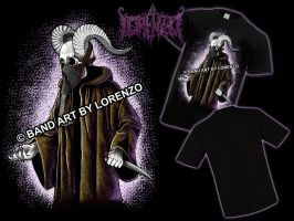 Band shirt 4 | FOR SALE by orgxiiifreak