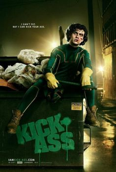 Kick-ass by brekslester
