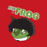 Afro-Frog by redtemplepilots