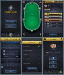 Poker House game screens by EmilGoska