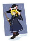 Month of Marisa 16 by GiantCaveMushroom