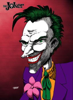 The Joker by GlaydsonGomes
