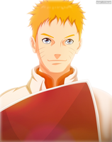 Naruto 700: Seventh Hokage by TofiqHuseynov