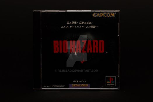 Biohazard PSX by Rejiclad