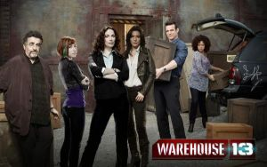 Warehouse 13 background Wallpaper inc HG by MiniReyes