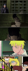 Naruto promised he shouldn't say much by EKJr