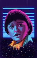 Stranger Things - Will by HeroforPain