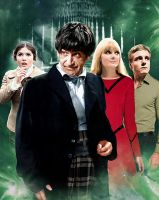 The Second Doctor and Friends #1 by Hisi79