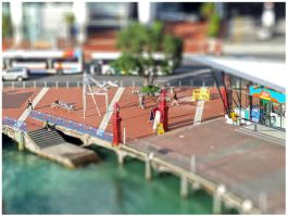 Tiny Auckland by eRiQ