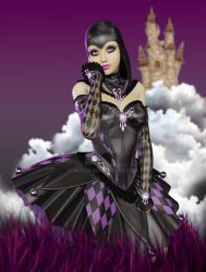 Gothic and Sweet by hleon