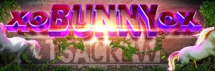 Bunny banner by TRSEpyx