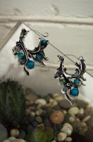 earrings by DARiyaKUTEPOVA