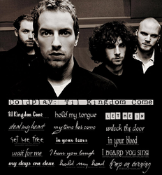 Coldplay Text Brushes by Rauvinne