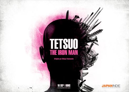 Tetsuo the Iron Man - Poster by chezzz