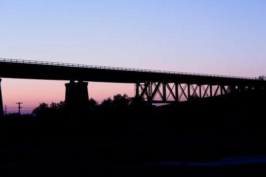 Twilight Bridges by bbobbyrobertss