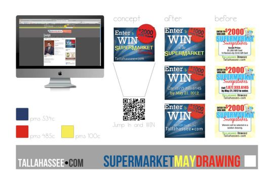 Jump in and Win Flash Redesign by UntouchableDesign