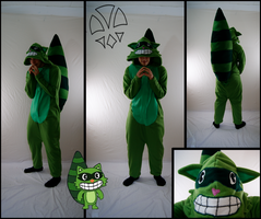 Commission:  Lifty (Happy Tree Friends) Cosplay by kleinespika