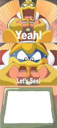 King Dedede Meme by sydneypie