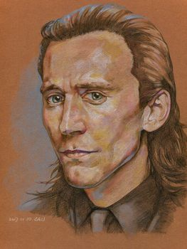 Loki_Tom Hiddleston by hosanna9