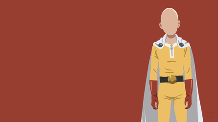 Saitama (One Punch Man) by Klikster