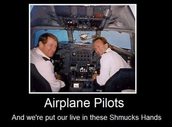 Airplane Pilots by Stormbringer117