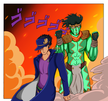 My Stand Will Be The Judge by EtherDraws