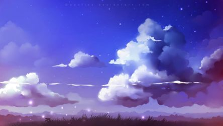 cloudscape by Apofiss