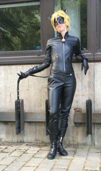 Chat Noir Cosplay 2 by gehenna-angel