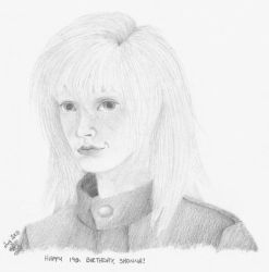 Realistic Bakura -For Shonna- by MillieBee