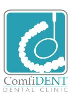 ComfiDent Dental Clinic Logo Design by Click-Art
