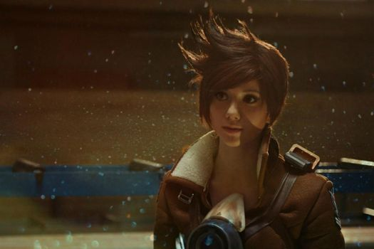 Overwatch - Tracer by Hoteshi