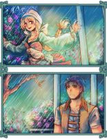 HB: Summer Rain by Snow-the-Wanderer