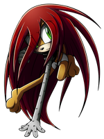 .:EXE-Cute The Echidna:. by RubySp00n