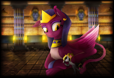 Sphinx by GamePonySly