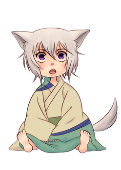 Tomoe by Teny1234