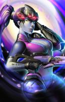 Widowmaker by BurntGreenTea