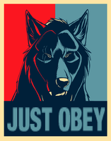 Just Obey by CXCR