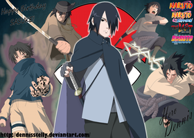 Happy Birthday Sasuke! by DennisStelly