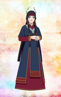 OC: Shinra Yuyen  (Grand Ancestor 1000 Year Ago) by lymmny